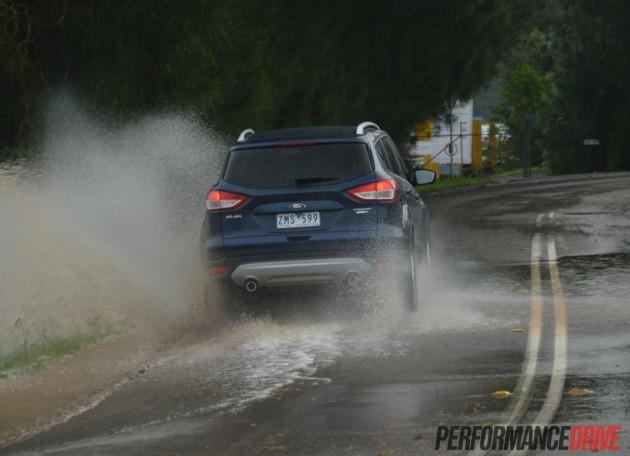 2013 Ford Kuga Trend rain