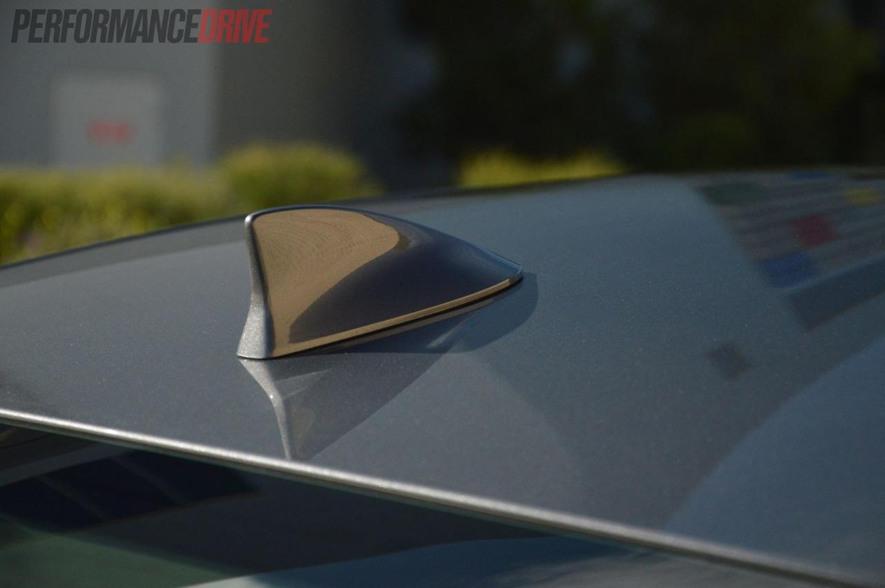 2013 Lexus Is 250 Luxury Antenna Shark Fin