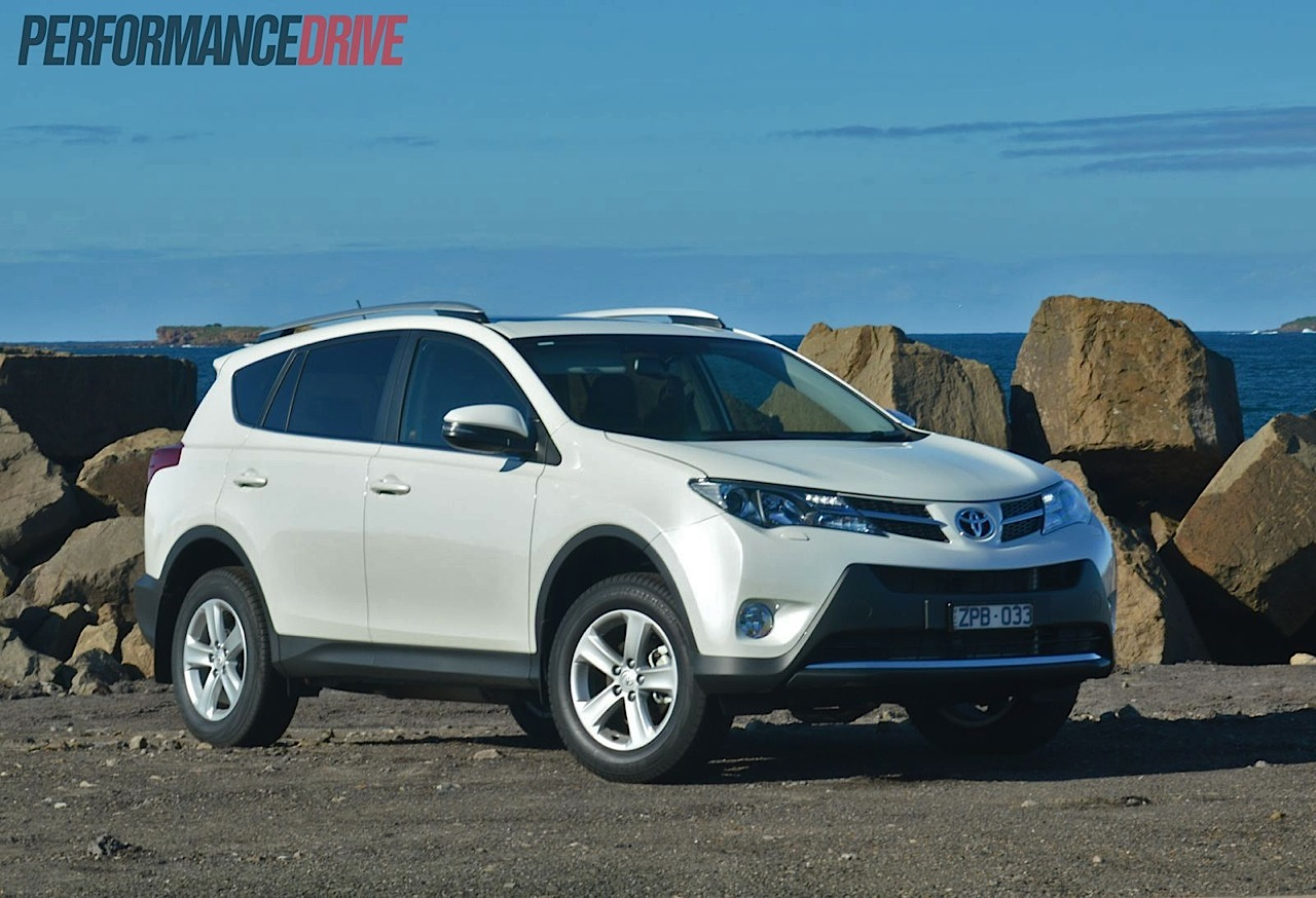 2013 toyota rav4 review cruiser and gxl performancedrive autos post. Black Bedroom Furniture Sets. Home Design Ideas