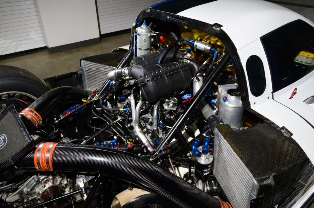 2014 Ford EcoBoost Daytona Prototype engine