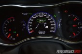 2014 Jeep Grand Cherokee SRT 0-100kmh test