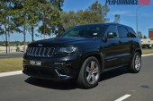 2014 Jeep Grand Cherokee SRT-Australia
