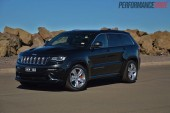 2014 Jeep Grand Cherokee SRT-PerformanceDrive