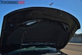 2014 Jeep Grand Cherokee SRT bonnet