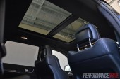 2014 Jeep Grand Cherokee SRT sunroof