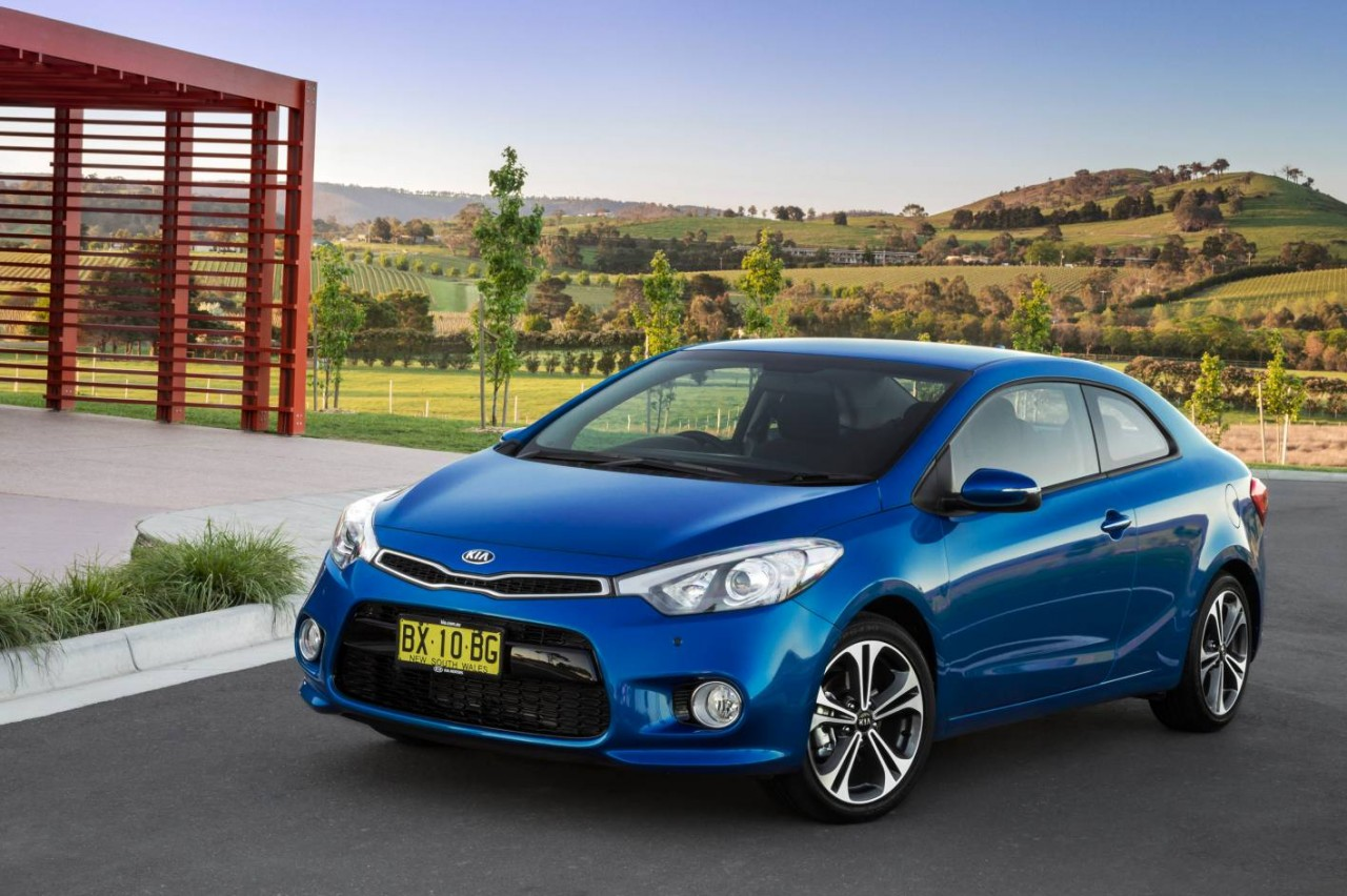 2014 Kia Cerato Koup Turbo On Sale From 27 990