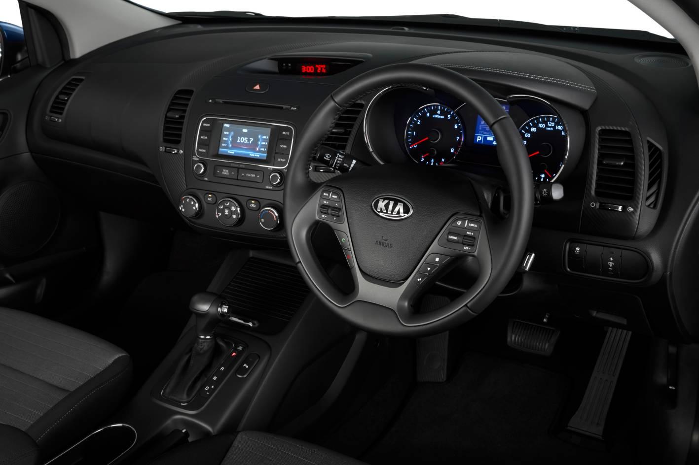 2014 Kia Cerato Koup Si-interior