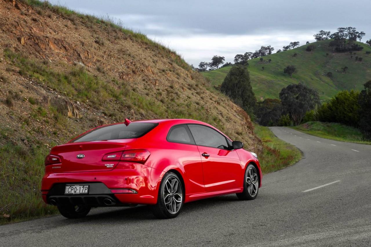 2014 kia cerato koup turbo on sale from 27990