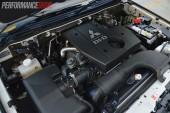 2014 Mitsubishi Pajero Exceed 3.2 engine