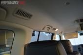 2014 Mitsubishi Pajero Exceed air vents
