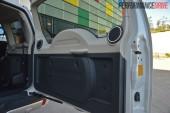 2014 Mitsubishi Pajero Exceed tailgate