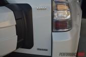 2014 Mitsubishi Pajero Exceed taillight