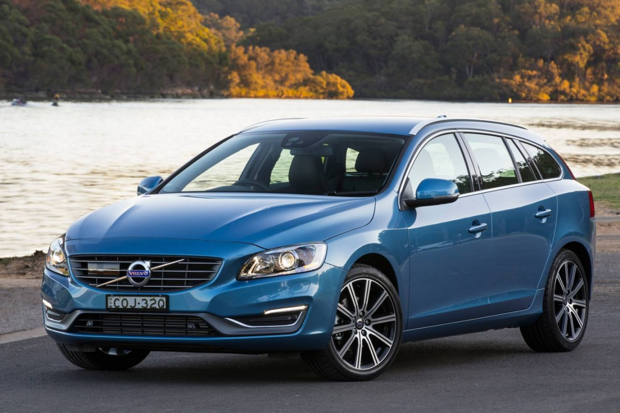 2014 volvo s60 v60 on sale in australia from 49 990 performancedrive. Black Bedroom Furniture Sets. Home Design Ideas