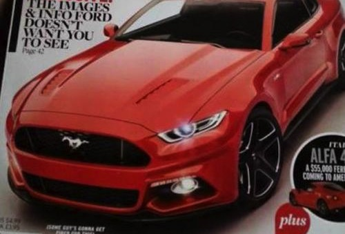 2015 Ford Mustang-Car and Driver-front