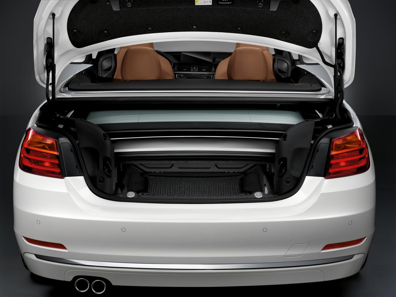Bmw 3 Series Convertible Luggage Space