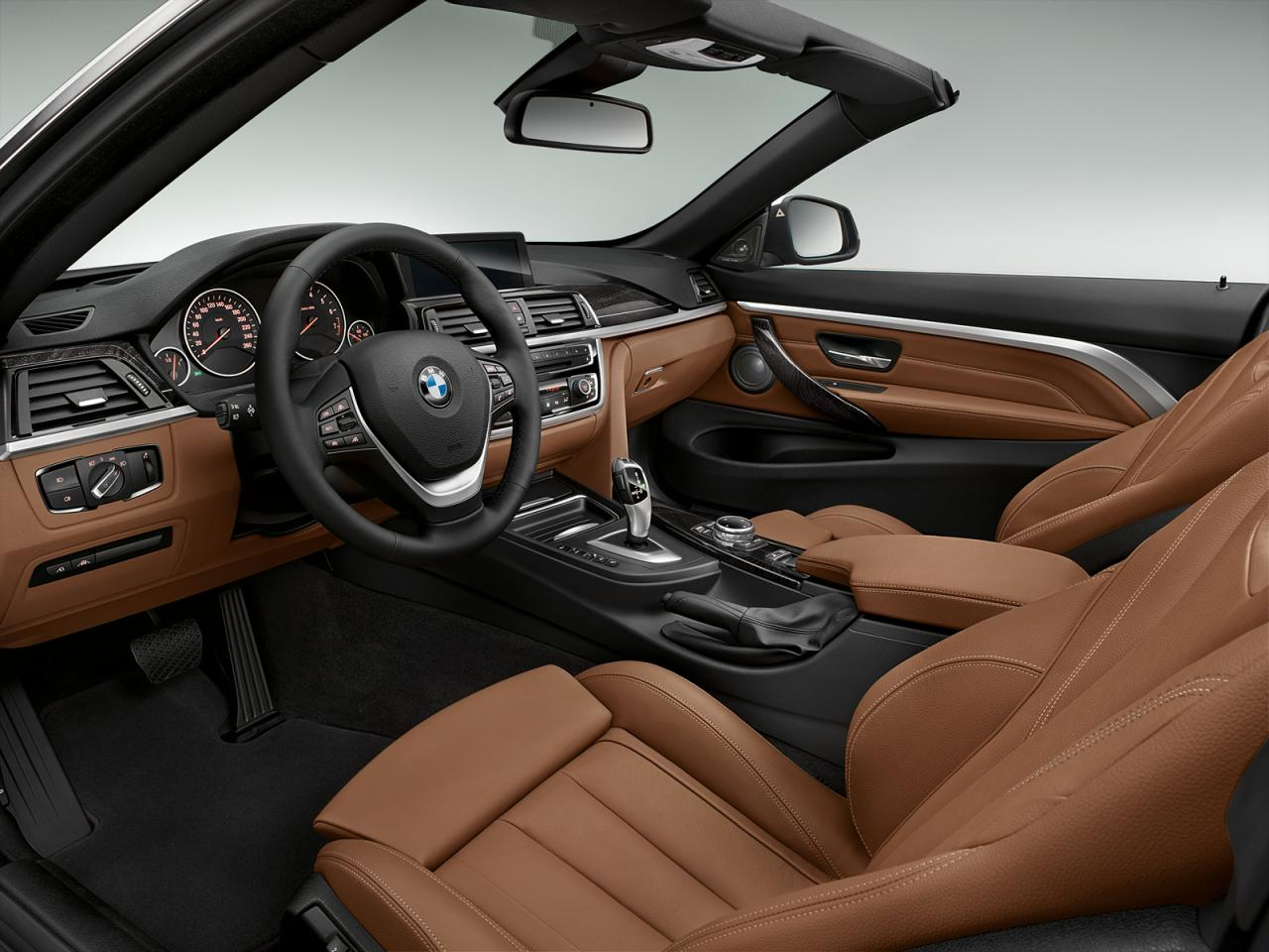 Nice BMW 4 Series Convertible Interior