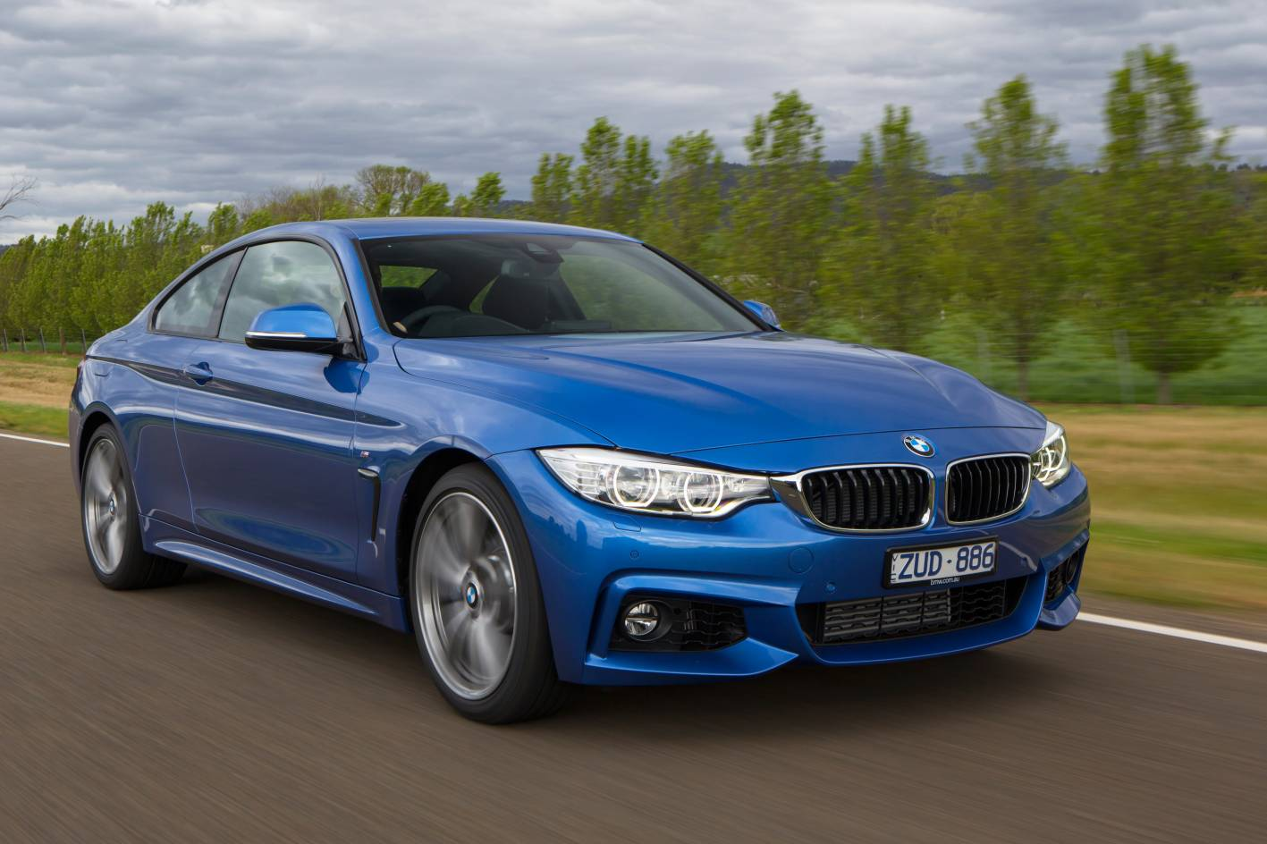 Bmw 4 Series Now On Sale In Australia From 69 500