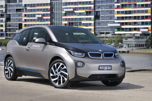 BMW i3-Australia