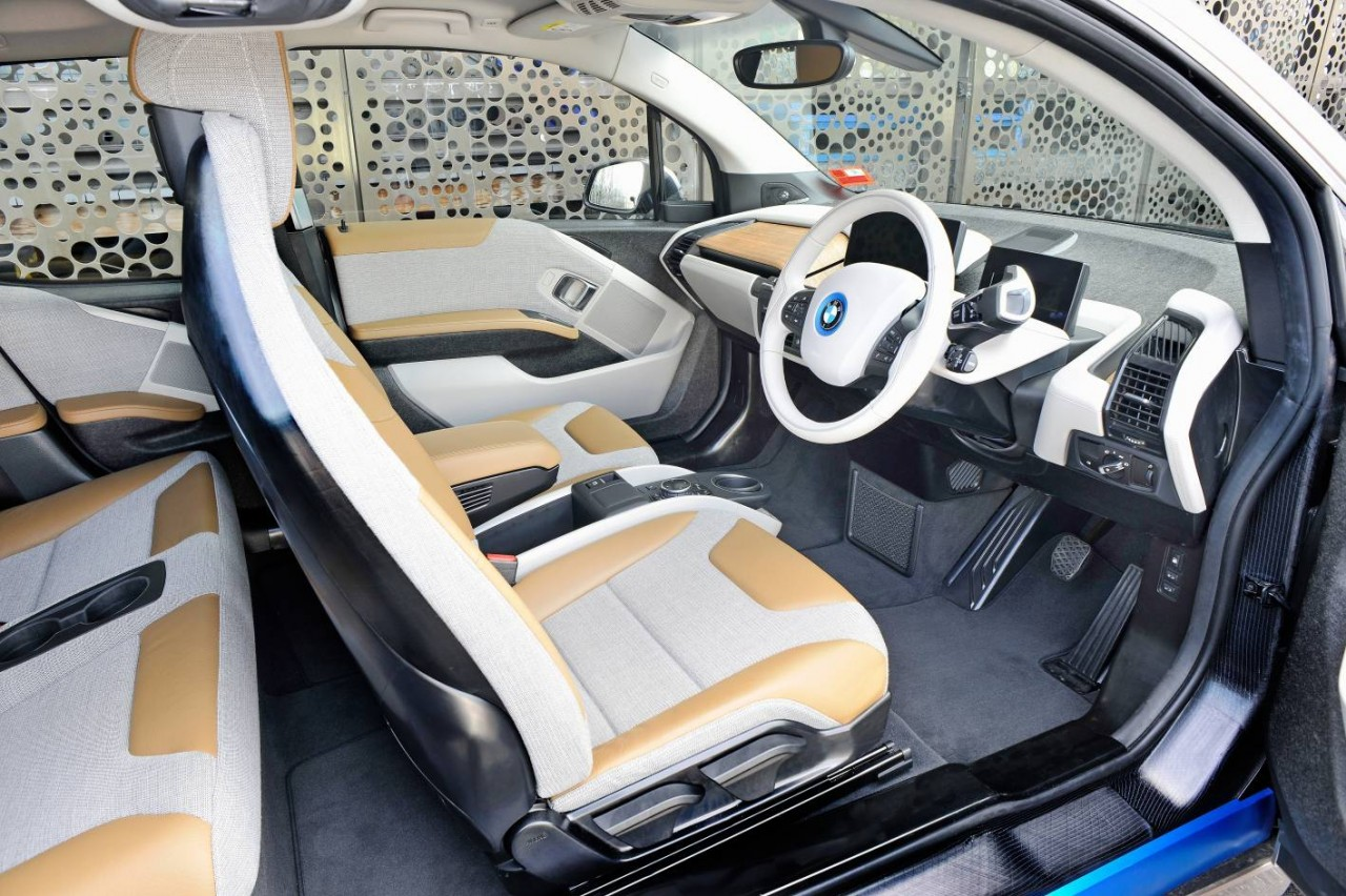 bmw i3 proving popular pre orders exceeding expectations performancedrive. Black Bedroom Furniture Sets. Home Design Ideas