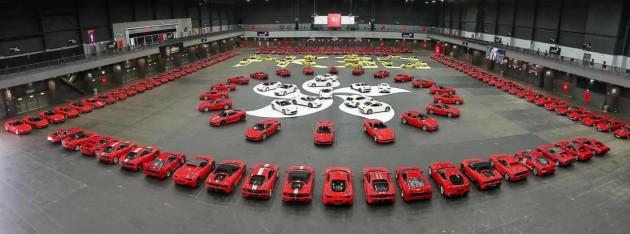 Ferrari celebrates 30 years in Hong Kong
