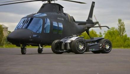 Lazareth Wazuma V8F Matt Edition-Ferrari V8