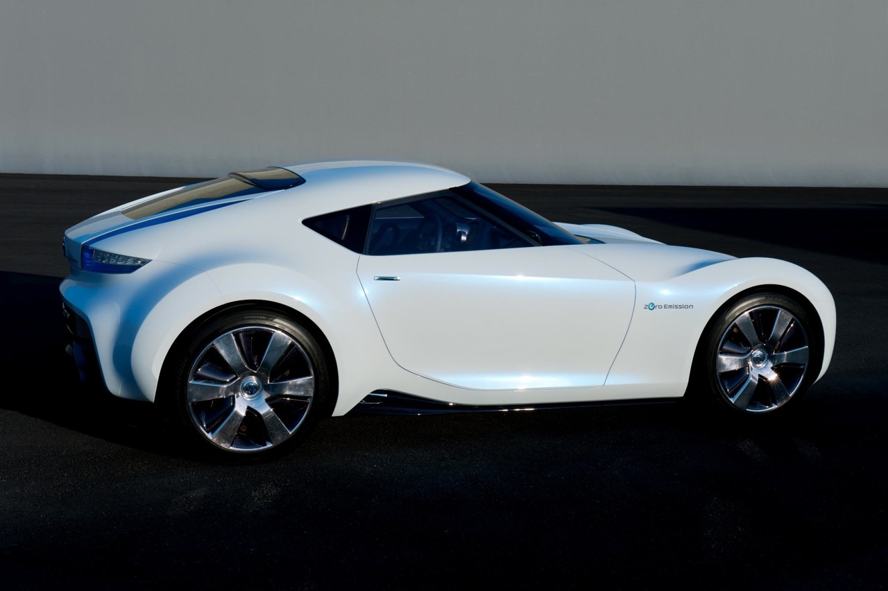 370z concept viewing gallery