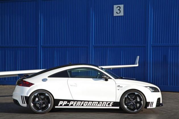PP-Performance Audi TT RS-side