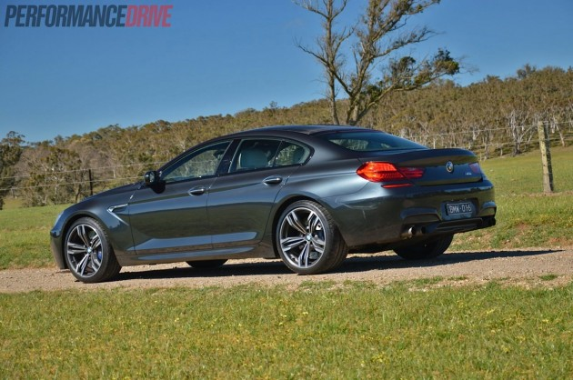 2013 BMW M6 Gran Coupe-Singapore Grey