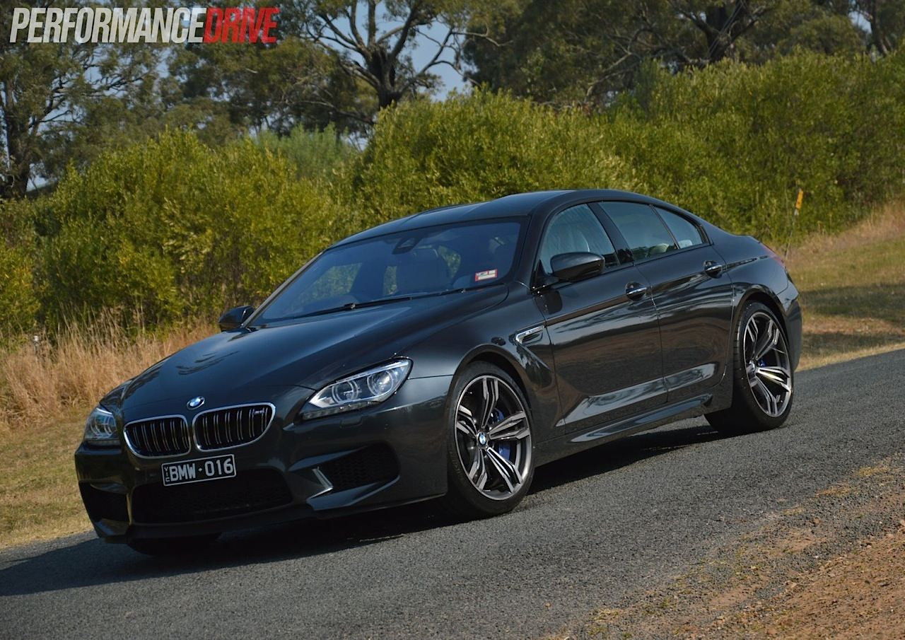2013 bmw m6 gran coupe review video performancedrive. Black Bedroom Furniture Sets. Home Design Ideas