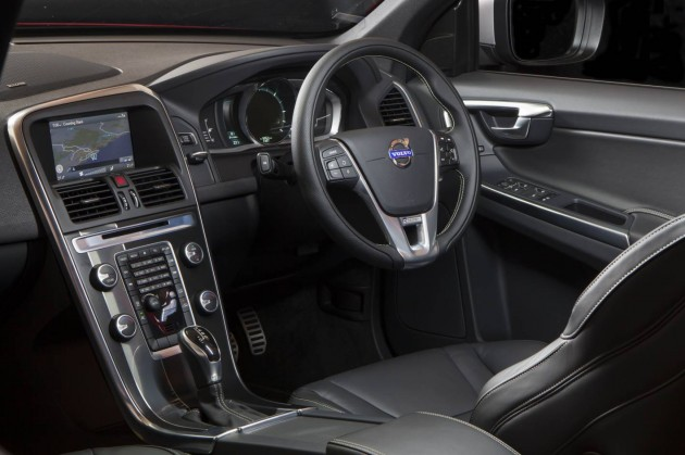 2013 Volvo XC60 interior