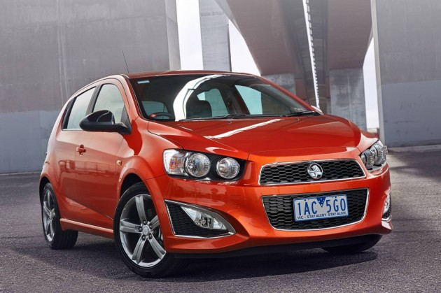 2014 Holden Barina RS