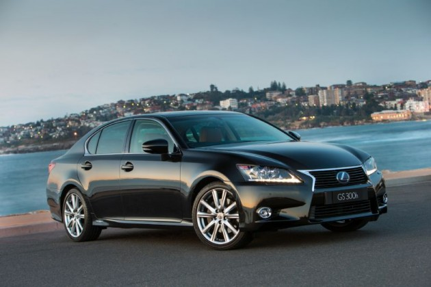 2014 Lexus GS 300h Sports Luxury