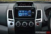 2014 Mitsubishi Challenger 6.1in touch-screen