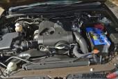 2014 Mitsubishi Challenger DiD engine