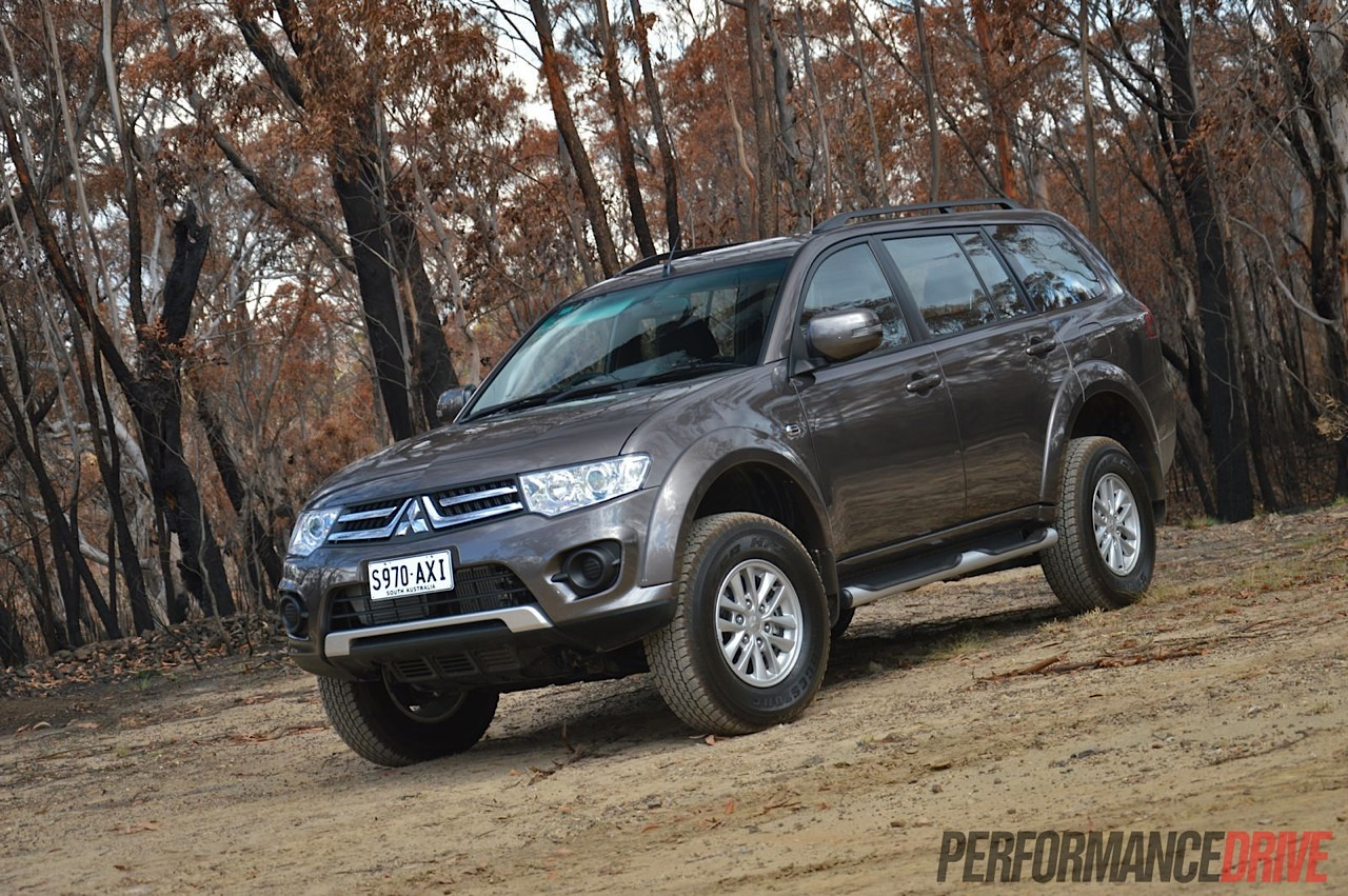 2014 Mitsubishi Challenger review | PerformanceDrive