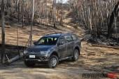 2014 Mitsubishi Challenger-bush