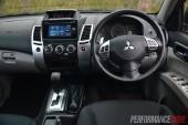 2014 Mitsubishi Challenger dash