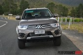 2014 Mitsubishi Challenger front