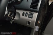 2014 Mitsubishi Challenger rear diff lock