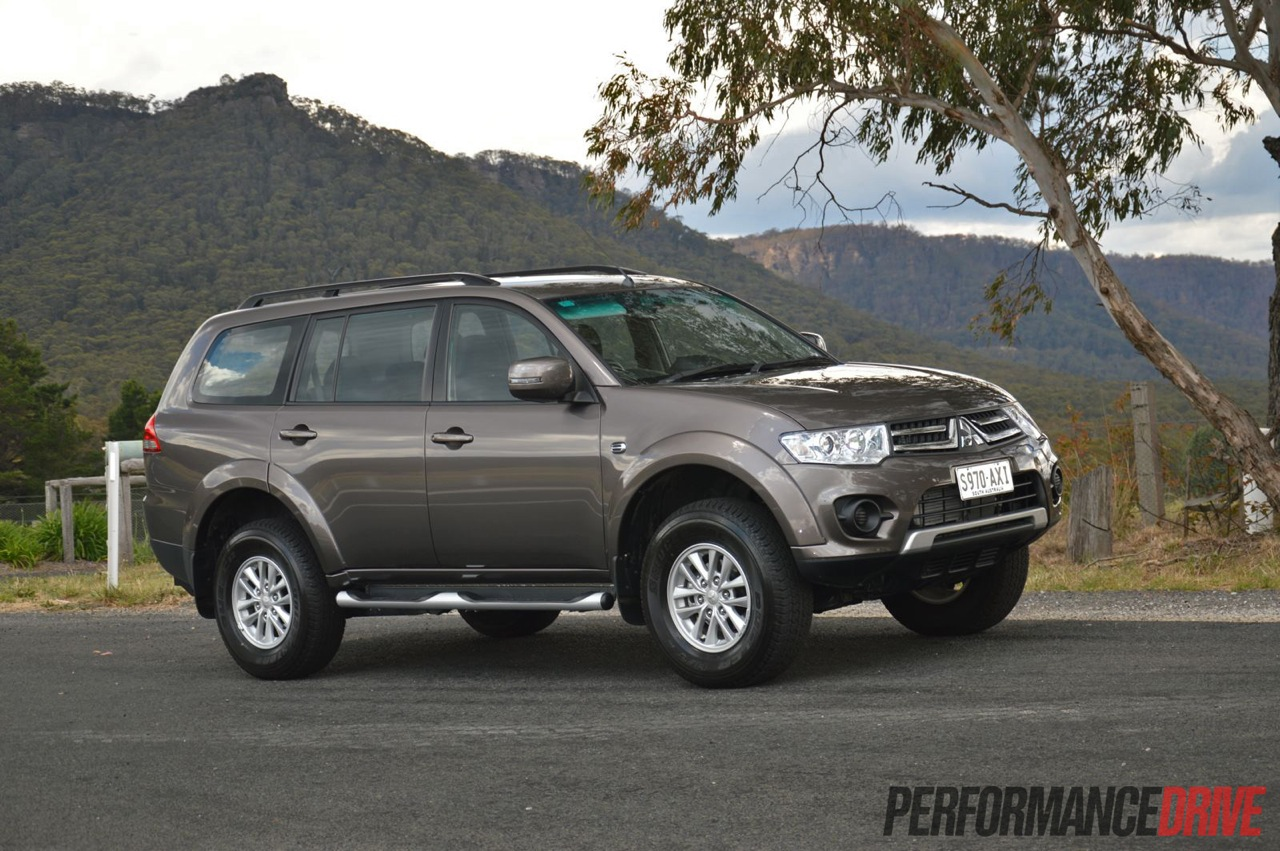 The Mitsubishi Challenger is back for another year. The 2014 model ...