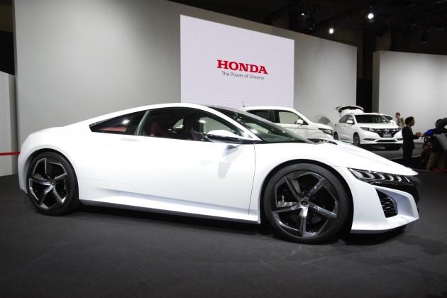 2015 Honda NSX concept-2013 Tokyo Show