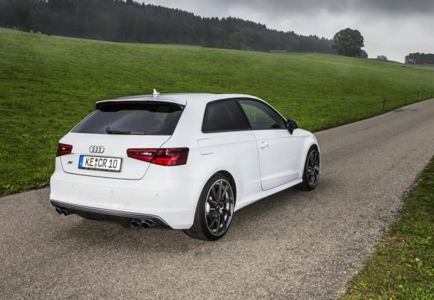 ABT Audi S3 rear