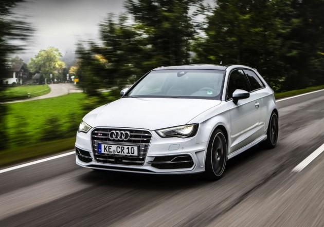ABT Audi S3 two-door