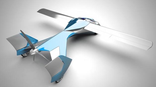 Aeromobil-rear