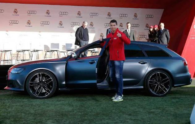 Audi RS 6 Cristiano Ronaldo