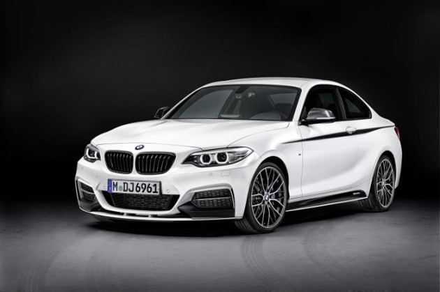 BMW 2 Series M Performance kit