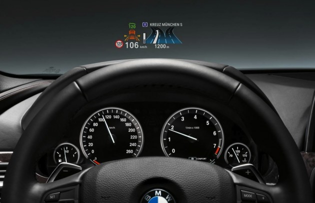 BMW 3 Series innovations package