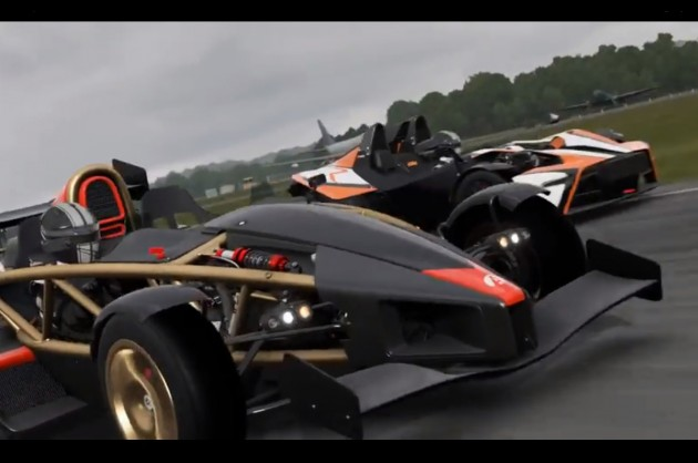 Forza 5 launch trailer