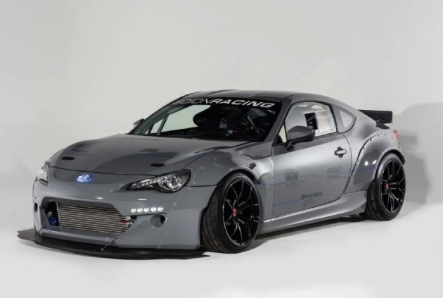 GREDDY Scion Racing FR-S 2JZ concept-2013 SEMA