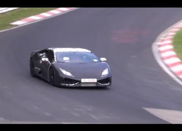 Lamborghini Gallardo successor Cabrera